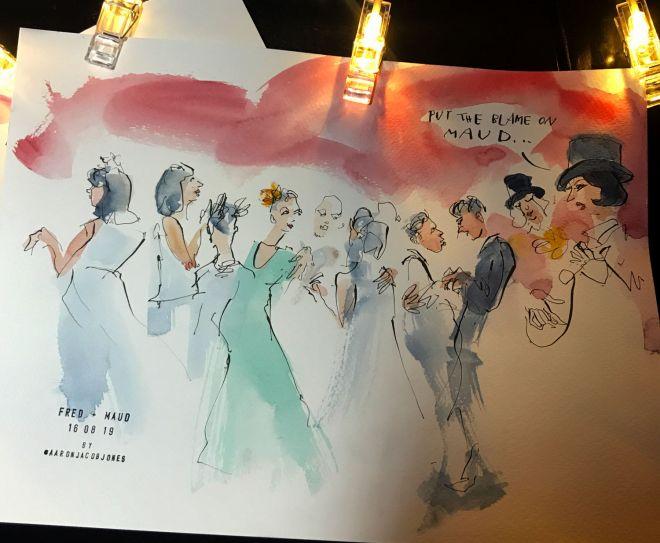 live-illustrator-london-wedding-band-dancing-painting