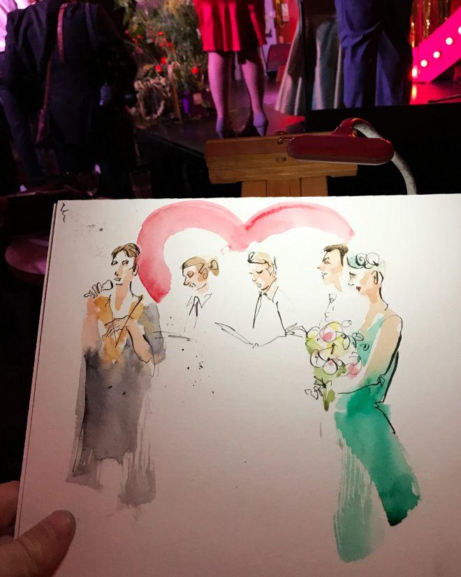 live-wedding-ceremony-illustration-london-uk